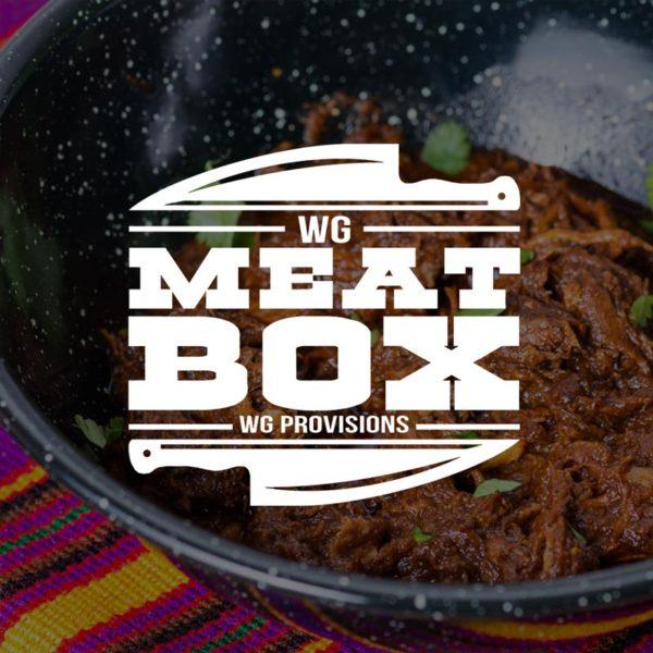 WG MEATBOX - Beef Barbocoa