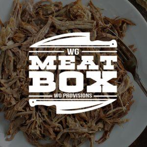 WG MEATBOX - Pulled Pork