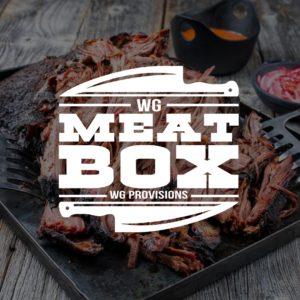WG MEATBOX - Shredded Beef